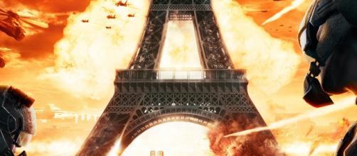 Un'immagine tratta da Tom Clancy's EndWar