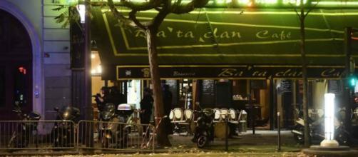 Vários atentados na cidade de Paris.