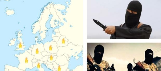 Alertă maximă! Jihadişti infiltraţi în Europa