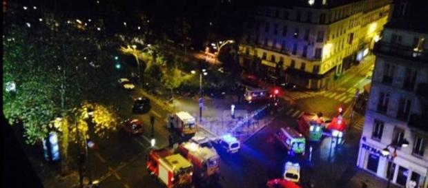 Attacco terroristico in Franciai