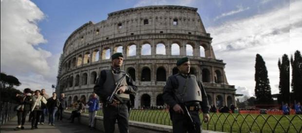 L'Isis minaccia di attaccare Roma