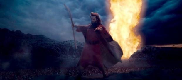 'Os Dez Mandamentos' voltará ao ar em janeiro