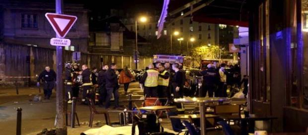 Paris attacks caused hundreds of injuries.