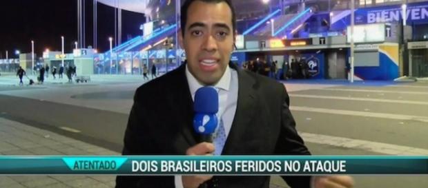 RedeTV! é primeira a dar informações ao vivo