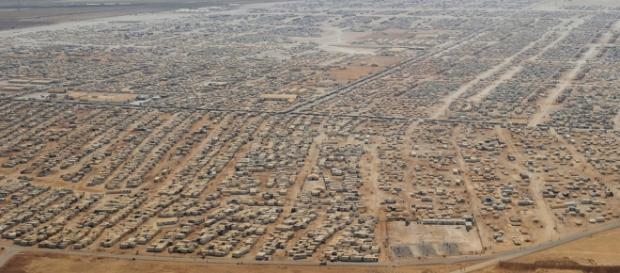 Salvados en Zaatari, el campo de refugiados sirio