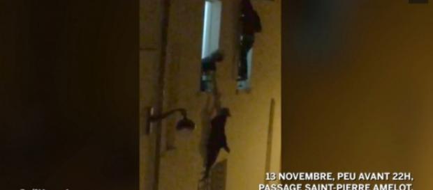 Un jurnalist a filmat coșmarul de la Bataclan