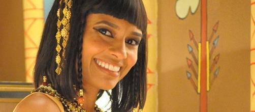 Aisha Jambo é Radina em 'Os Dez Mandamentos'