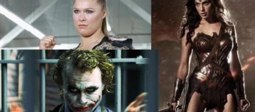 Rousey se despacha a gusto contra Wonder Woman