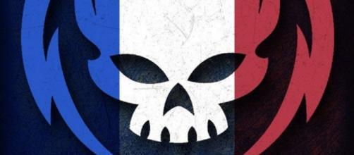 The Offspring apoyando a Francia