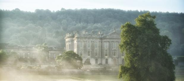 Chatsworth House es Pemberly House