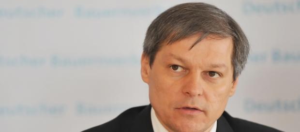 Dacian Cioloş, premierul desemnat al României