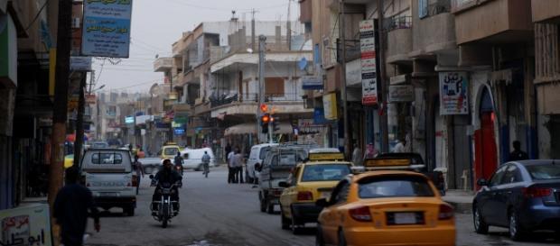 Raqqa en una imagen de archivo