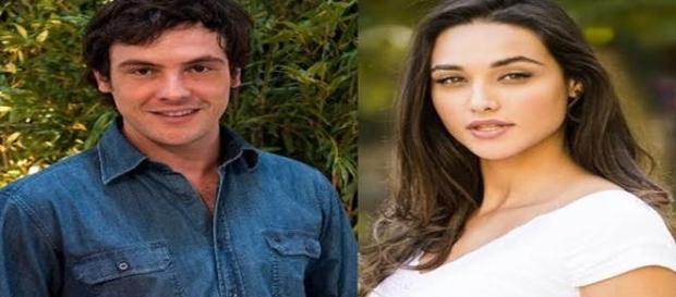 """Sergio Guizé e Deborah Nascimento """"Eta mundo bom"""""""