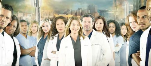Grey's Anatomy 12 torna oggi 16/11