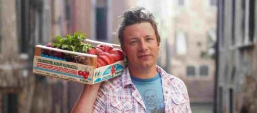 Jamie Oliver revela o segredo da longevidade.