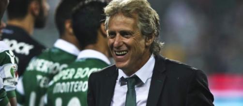 Jorge Jesus, atual técnico do Sporting.