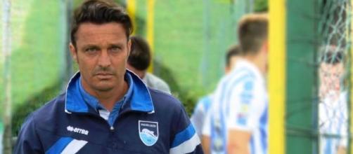 Massimo Oddo allenatore del Pescara