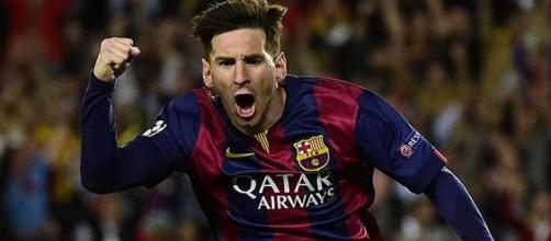 Messi pode estar de saída do Barcelona