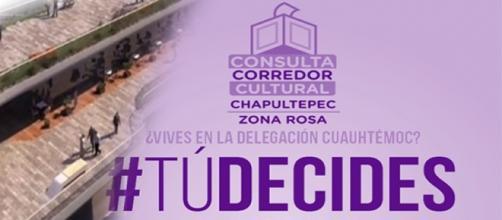 ObraPolémicael Corredor Chapultepec