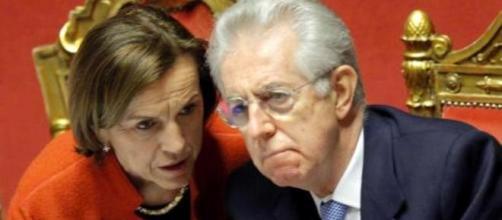 Riforma pensioni, riecco Monti e Fornero