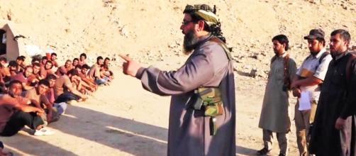 Siria, campi di addestramento dell'Isis