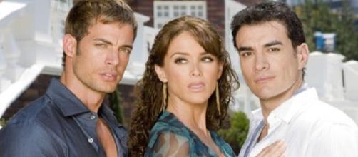Sortilégio, produção da Televisa.