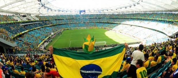 Brasil e Peru vão se enfrentar (Foto: Reprodução)