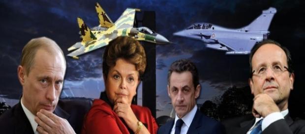 Dilma posiciona o Brasil como aliado contra o EI