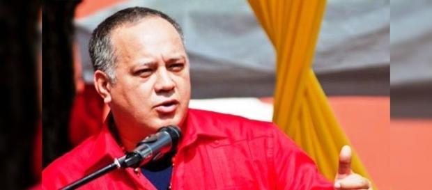 Diosdado Cabello, presidente de la Asamblea