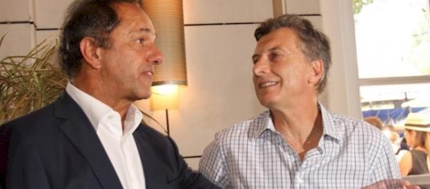 Finalmente hubo debate para el público argentino