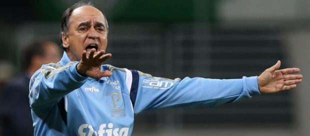 Marcelo Oliveira é o atual técnico do Palmeiras