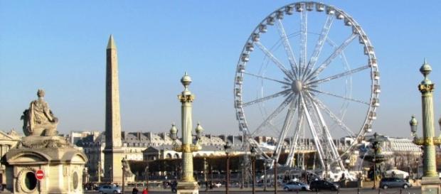París, Obelisco en la Plaza de La Concordia