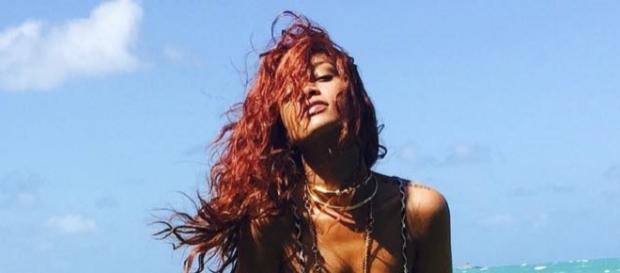 Rihanna ist scheinbar wieder Single
