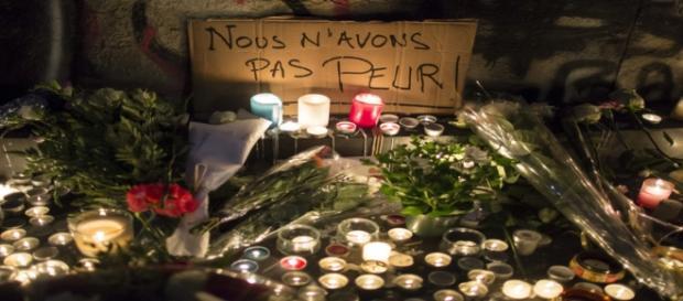 Várias homenagens foram feitas depois dos ataques