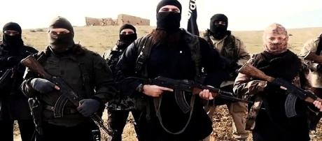 El grupo terrorista ISIS, o Estado Islámico.