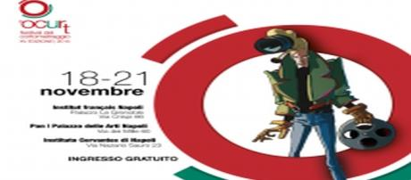 Locandina Festival 'O Curt Napoli