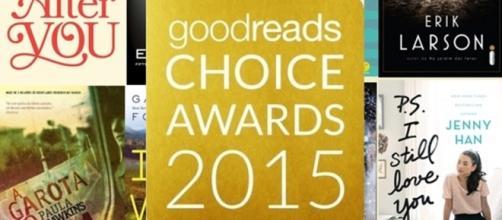 A votação elege os melhores livros de 2015