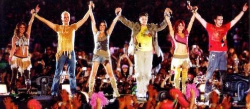 Grupo musical RBD / Foto: Reprodução