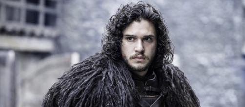 Jon Snow, protagonista de la 5ª temporada (HBO)