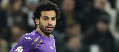 Salah ancora tra Fiorentina e Roma