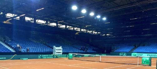 Sede de la final de la Copa Davis (Daviscup.com).
