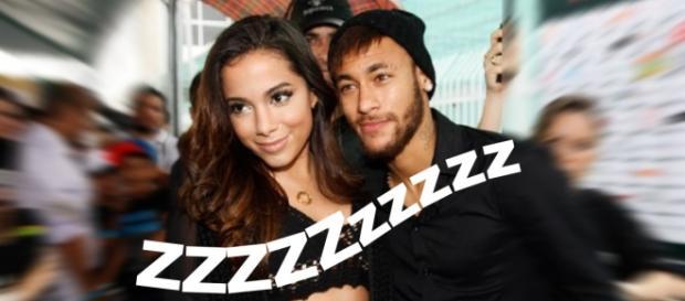 Anitta não quer nada com Neymar