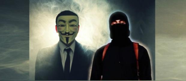 Anonymous ataca o Estado Islâmico pela internet
