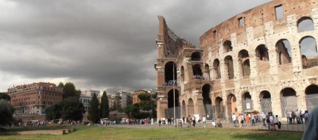 Attacco terroristico al Colosseo, video Isis