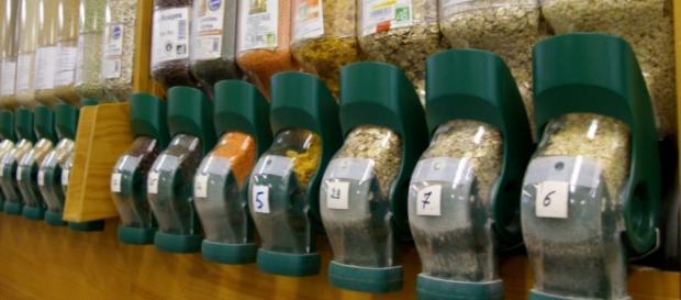 Biocoop, la tienda de comida a granel de París