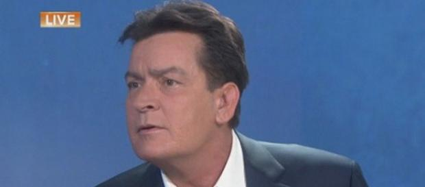 Charlie Sheen revela na TV que tem AIDS