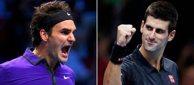 Federer y Djokovic se enfrentan en Londres (ATP)