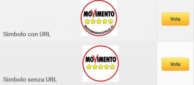 Movimento5Stelle, Grillo toglie nome dal simbolo