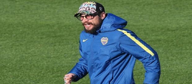 Osvaldo, con ganas de regresar a Boca