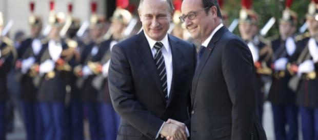 Putin si è alleato con la Francia